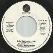 7inch Vinyl Single - Lindsey Buckingham - Slow Dancing