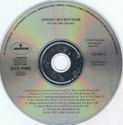 CD - Lindsey Buckingham - Out Of The Cradle