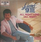 12'' - Lionel Richie - All Night Long (All Night)