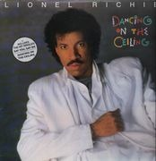LP - Lionel Richie - Dancing On The Ceiling - embossed cover