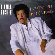 12'' - Lionel Richie - Dancing On The Ceiling