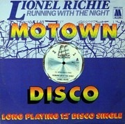 12'' - Lionel Richie - Running With The Night