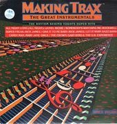 LP - Lionel Richie, Rick James a.o. - Making Trax - The Great Instrumentals