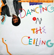 12inch Vinyl Single - Lionel Richie - Dancing On The Ceiling