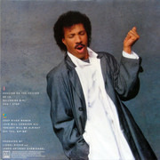 LP - Lionel Richie - Dancing On The Ceiling - Gatefold