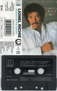 MC - Lionel Richie - Dancing On The Ceiling - Still Sealed
