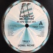 12inch Vinyl Single - Lionel Richie - Truly