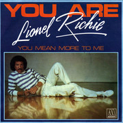 7inch Vinyl Single - Lionel Richie - You Are