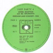LP - Lionel Hampton And His Orchestra - Chicago Jazz Concert 1954