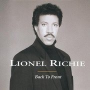 CD - Lionel Richie - Back to Front