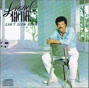 CD - Lionel Richie - Can't Slow Down