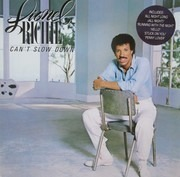 LP - Lionel Richie - Can't Slow Down - Gatefold