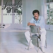 LP - Lionel Richie - Can't Slow Down - Gatefold