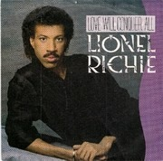 7'' - Lionel Richie - Love Will Conquer All