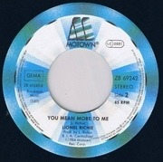 7'' - Lionel Richie - You Are