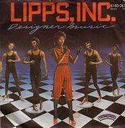 7'' - Lipps, Inc. - Designer Music / Jazzy