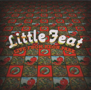 Double CD - Little Feat - Live From Neon Park