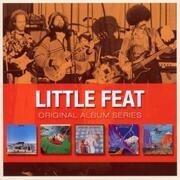 CD-Box - Little Feat - Original Album Series