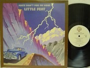 LP - Little Feat - Feats Don't Fail Me Now - Pinstriped Labels