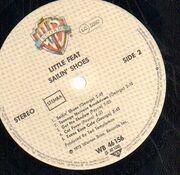 LP - Little Feat - Sailin' Shoes