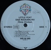 LP - Little Feat - Dixie Chicken