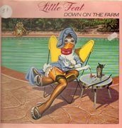 LP - Little Feat - Down On The Farm