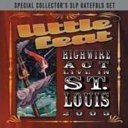 LP-Box - LITTLE FEAT - HIGHWIRE ACT LIVE IN ST.. - .. ST. LOUIS 2013 // COLLECTOR'S EDITION