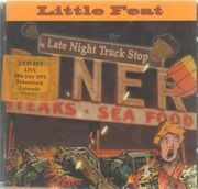 Double CD - Little Feat - Late Night Truck Stop