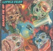 CD - Little Feat - Shake me up