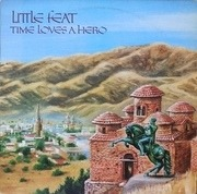 LP - Little Feat - Time Loves A Hero