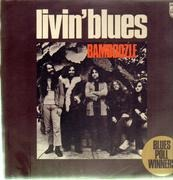 LP - Livin' Blues - Bamboozle - Original 1st German, Textured Cover