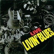 LP - Livin Blues - Livin' Blues Live