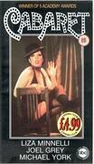 VHS - Liza Minelli - Cabaret