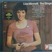 LP - Liza Minelli - The Singer