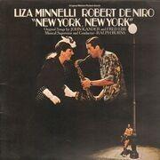 Double LP - Liza Minnelli & Robert De Niro - New York, New York (Original Motion Picture Score)
