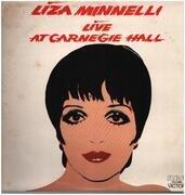 Double LP - Liza Minnelli - Live At Carnegie Hall