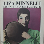 LP - Liza Minnelli - Live At The Olympia In Paris