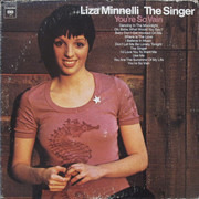LP - Liza Minnelli - The Singer