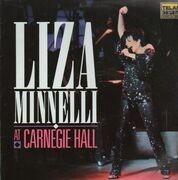 Double LP - Liza Minnelli - Liza Minnelli At Carnegie Hall