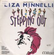 LP - Liza Minnelli - Stepping Out