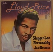 LP - Lloyd Price - Greatest Hits