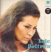 LP - Lola Beltrán - la Grande de la Cancion Ranchera - TRANSPARENT ELECTRIC BLUE VINYL