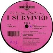 12inch Vinyl Single - Loleatta Holloway - I Survived