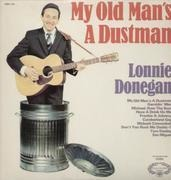 LP - Lonnie Donegan - My Old Man's A Dustman