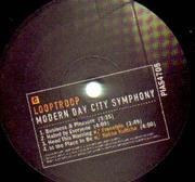 Double LP - Looptroop - Modern Day City Symphony