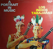 LP - Los Indios Tabajaras - A Portrait In Music
