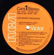 LP - Los Indios Tabajaras - Los Indios Tabajaras