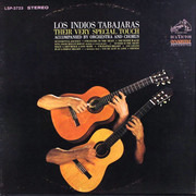 LP - Los Indios Tabajaras - Their Very Special Touch