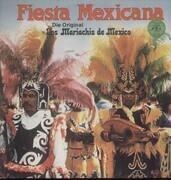 LP - Los Mariachis de Mexico - Fiesta Mexicana