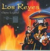 CD - Los Reyes - Gipsy Legend